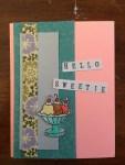hello sweetie ||noexcusescrapbooking.com