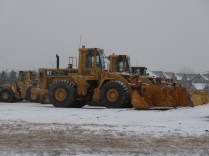 """While I have a 24"""" snow-blower, a couple of miles away at Bradley Airport, this is what they are using to clear the snow."""