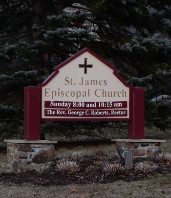 St James Episcopal
