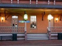 Windsor Train Station