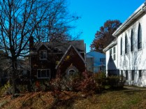 Parsonage of the PM Church. When I was a kid, the preacher sold ice cream treats from a freezer in his garage,