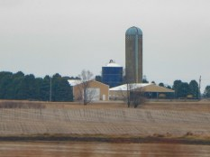 That's a tall silo!