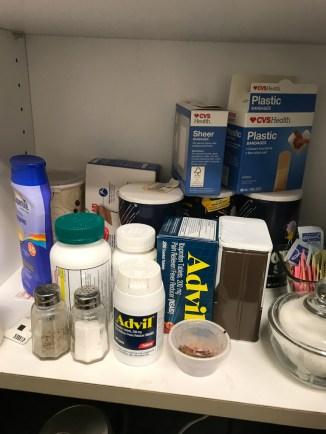 Not Aspirin, Not Band-Aids and, actual Band-Aids