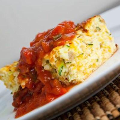 Mexican Egg Casserole