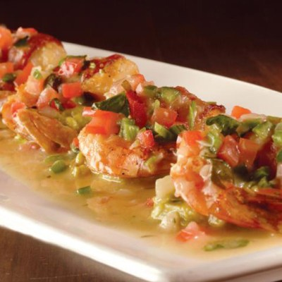 Santa Fe Drunken Shrimp