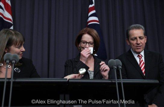 Alex Ellinghausen The Pulse/Fairfax Media