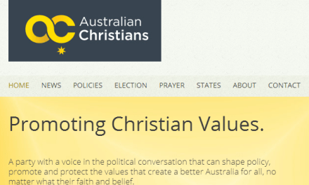 Australian Christians hope to gain clout by overtaking Greens as third force in Tangney