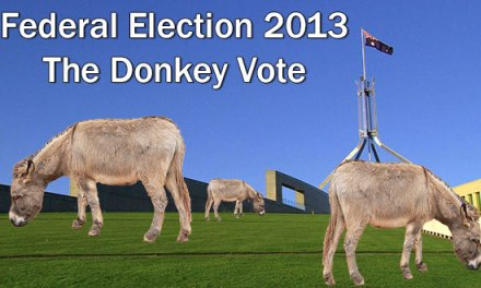 Will the donkeys have a say?