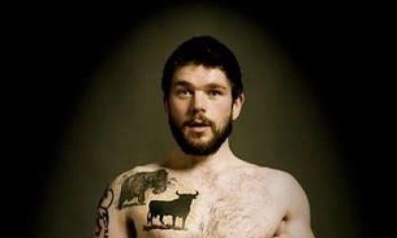 The Australian Sex Party's face in Corangamite – Jayden Millard