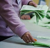 Counting House of Reps votes