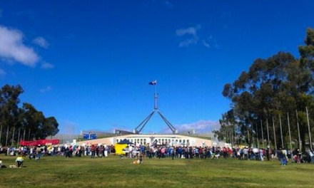 Storify: A concerned nation shouts to its Parliament #MarchInMarch