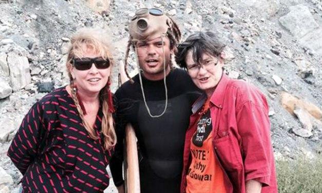 Surfing a #Pilliga coal face: An @AshGrunwald adventure
