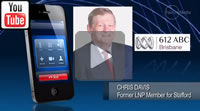 ABC News Brisbane: LNP's culture woes start at the top, says ex LNP MP Chris Davis.