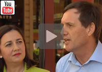 9 News Brisbane: Labor kicks off its by-election campaign with Dr Anthony Lynham.