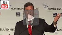 ABC News Qld: Treasurer Tim Nicholls is not so open to increasing gambling taxes and mining royalties despite suggestions from Queenslanders.