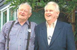Brothers Gratton and Dunbar Wilson.