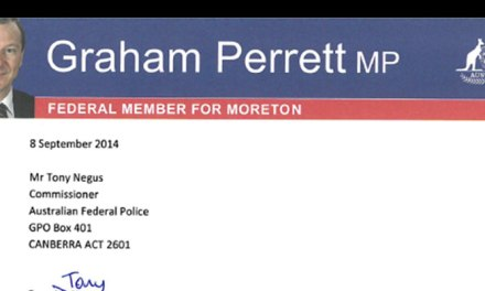 Dear AFP, please investigate #Ashbygate at last, sincerely @GrahamPerrettMP