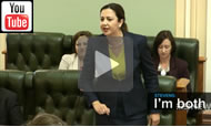 9 News Brisbane: Annastacia Palaszczuk questions if Ray Stevens wants to be a businessman or MP?