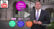9 News Brisbane: Newman cabinet approves asset leasing plan