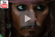 Ten News Qld: Minister for the Arts, Ian Walker says Pirates of the Carribean 5 movie will boost Qld economy.