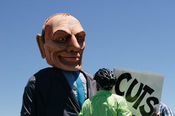 Giant Abbott. Photo Jeremy Stevens