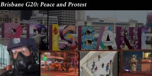 Brisbane G20: Peace and Protest