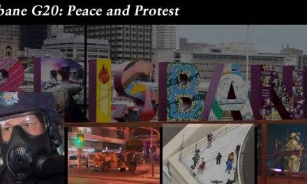 Brisbane G20: Peace and Protest #qldpol, @Qldaah