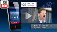 612 ABC Brisbane: Springborg attacks Palaszczuk Cabinet over lack of experience.