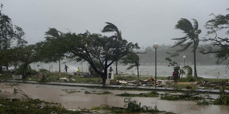 Port Vila Photo: Robert Crumb.