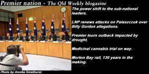 Premier nation - The Qld Weekly blogazine.