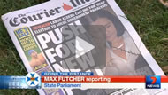 Max Futcher reports: Media reports that Labor elders are pushing for a snap poll have been labelled as ridiculous.