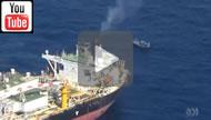 ABC News: A new asylum seeker boat arrives off Dampier, Western Australia.