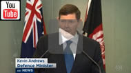 Defence Minister Kevin Andrews confirms this is not a matter involving defence personnel.