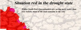 Situation red in the drought state.