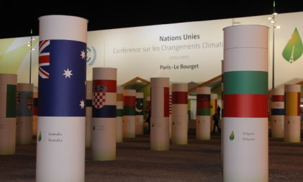 PM Malcolm Turnbull at #COP21: all style little substance reports @takvera from Paris