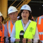 Queensland Labor Premier Palaszczuk announced approval Adani Carmichael coal mine leases