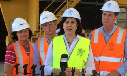 Palaszczuk approves Adani #coal mine leases furthering reef and #climate destruction reports @takvera