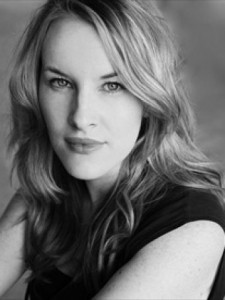 Australian actor and playwright Kate Mulvany.