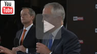 ABC News 24: Bill Shorten and Malcolm Turnbull square off over negative gearing.
