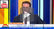 Today Show: Karl Stefanovic calls on Peter Dutton to apologise over refugee comments.
