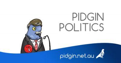 Pidgin Politics