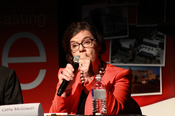 Independent Cathy McGowan MP strongly defends her first term voting record. Photo: @Jansant