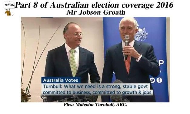Part 8 of NoFibs Australian election coverage 2016: @Qldaah #ausvotes #auspol #qldpol