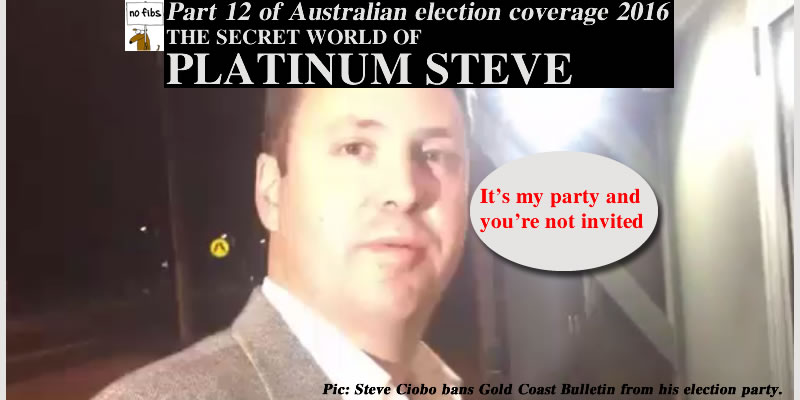 Part 12 of Australian election coverage 2016.