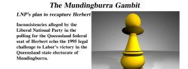 The Mundingburra Gambit