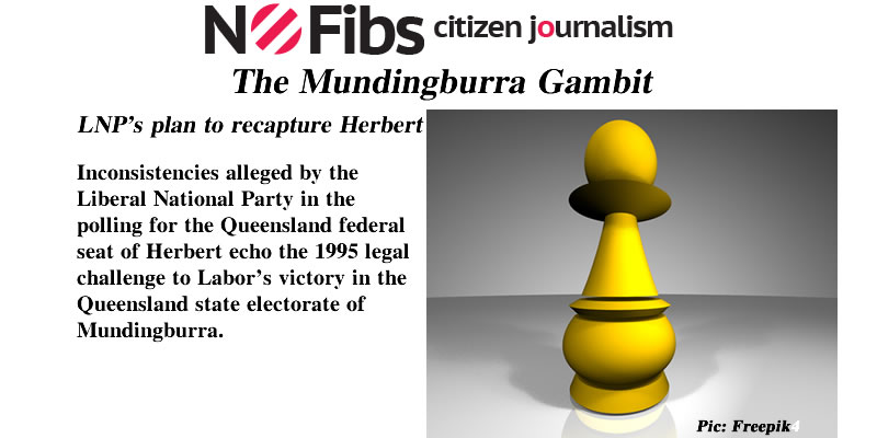 The Mundingburra Gambit