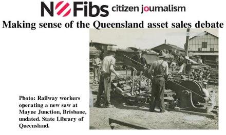Making sense of the Queensland asset sales debate – @Qldaah #qldpol