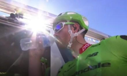 Extreme heat shortens #TourDownUnder stage after riders raise #heathealth concern – @takvera