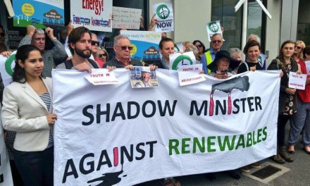 Victorian Liberals declare war on #renewable targets, jobs, investment reports @takvera
