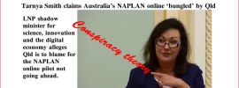 Tarnya Smith claims Australia's NAPLAN online 'bungled' by Qld